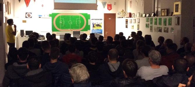 Il 1° raduno Top Class per arbitri di Futsal